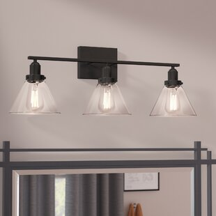 Industrial vanity lights youll love wayfair save to idea board mozeypictures Image collections