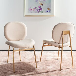 Vilonia Upholstered Dining Chair (Set of 2)