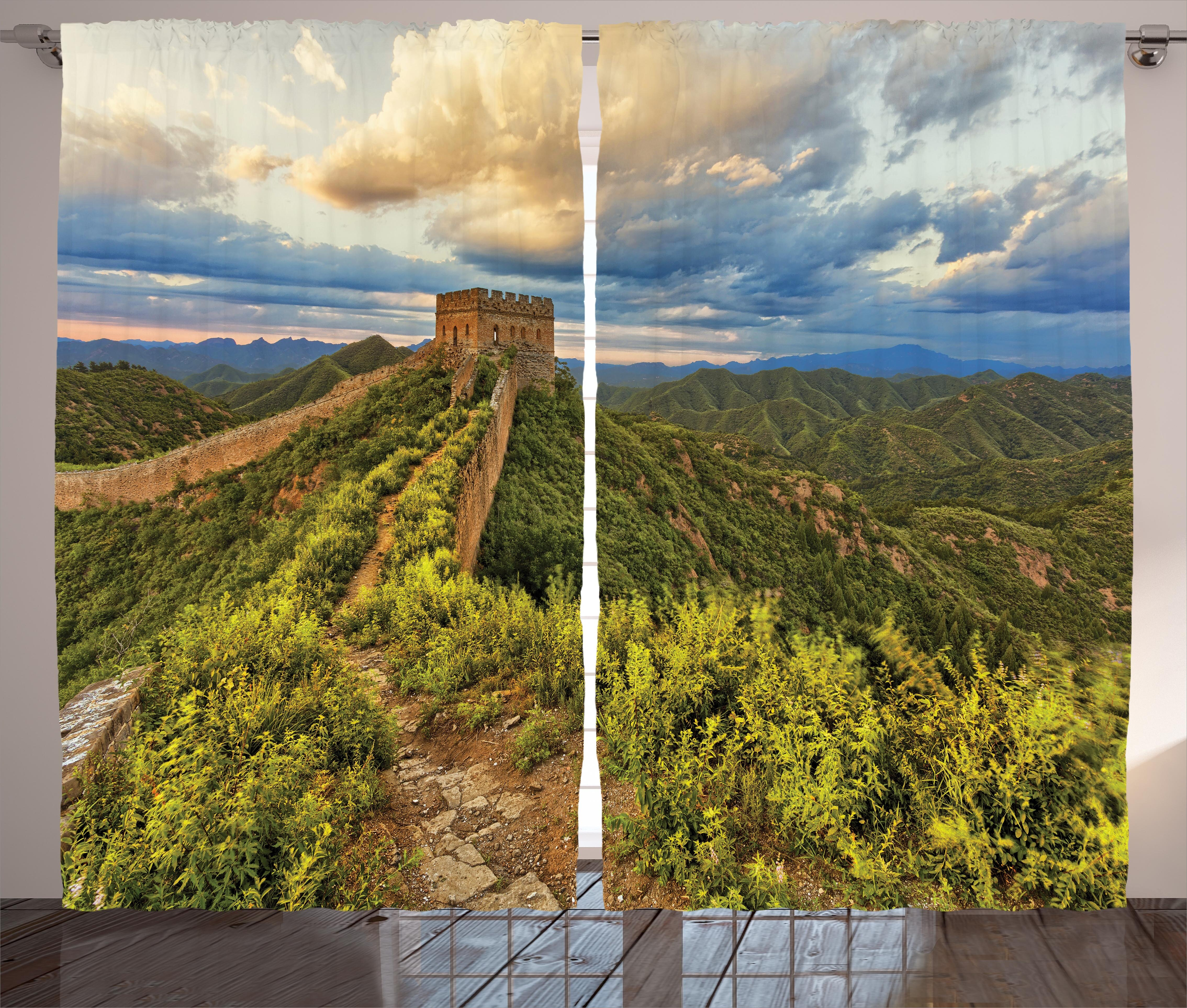 Exquisite Wall Coverings From China: Bloomsbury Market Tackett Great Wall Of China Exquisite