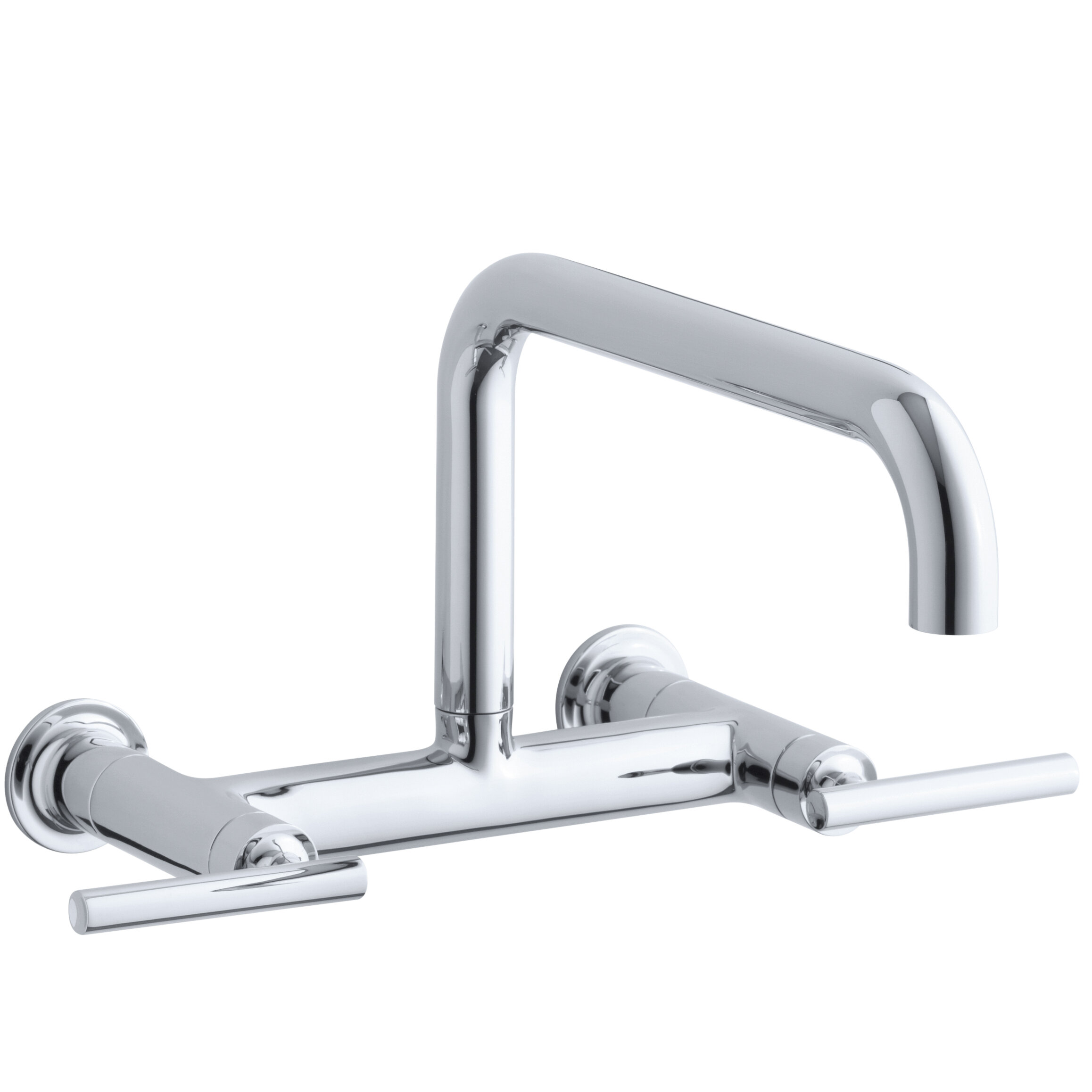 kitchen chrome purist asp lg pullout faucets cp spray k polished kohler faucet detail