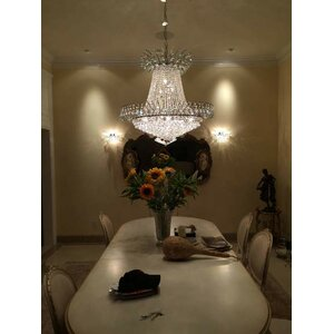 Carson 11-Light Empire Chandelier