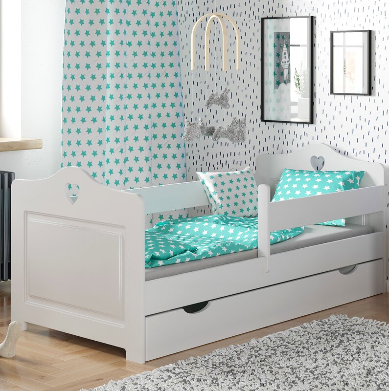 kinderbett mit schubladen best kinderbett marinella x kiefer massiv lackiert mit schubladen. Black Bedroom Furniture Sets. Home Design Ideas