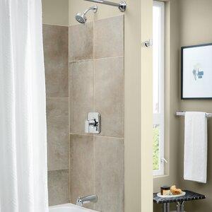 Genta Single Handle Bath Shower Mixer