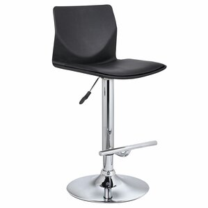 Washington Adjustable Height Swivel Bar Stool by..