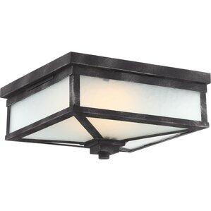 saige 1light outdoor flush mount - Outdoor Ceiling Lights