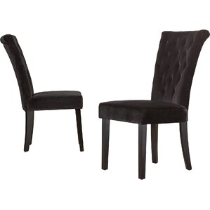 Coyle Parsons Chair (Set of 2) by Willa A..