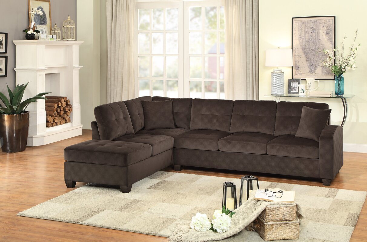 Tchantches Reversible Sectional