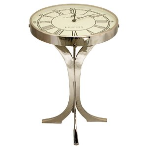 49 Bond Street London Coffee and End Table by EC World Imports