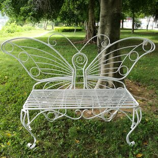 White Outdoor Benches Youu0027ll Love In 2019 | Wayfair
