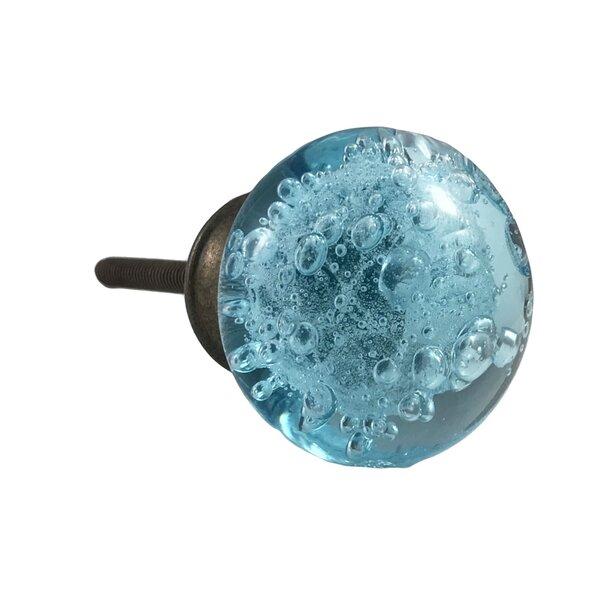 Clear Bubble Glass Knobs | Wayfair