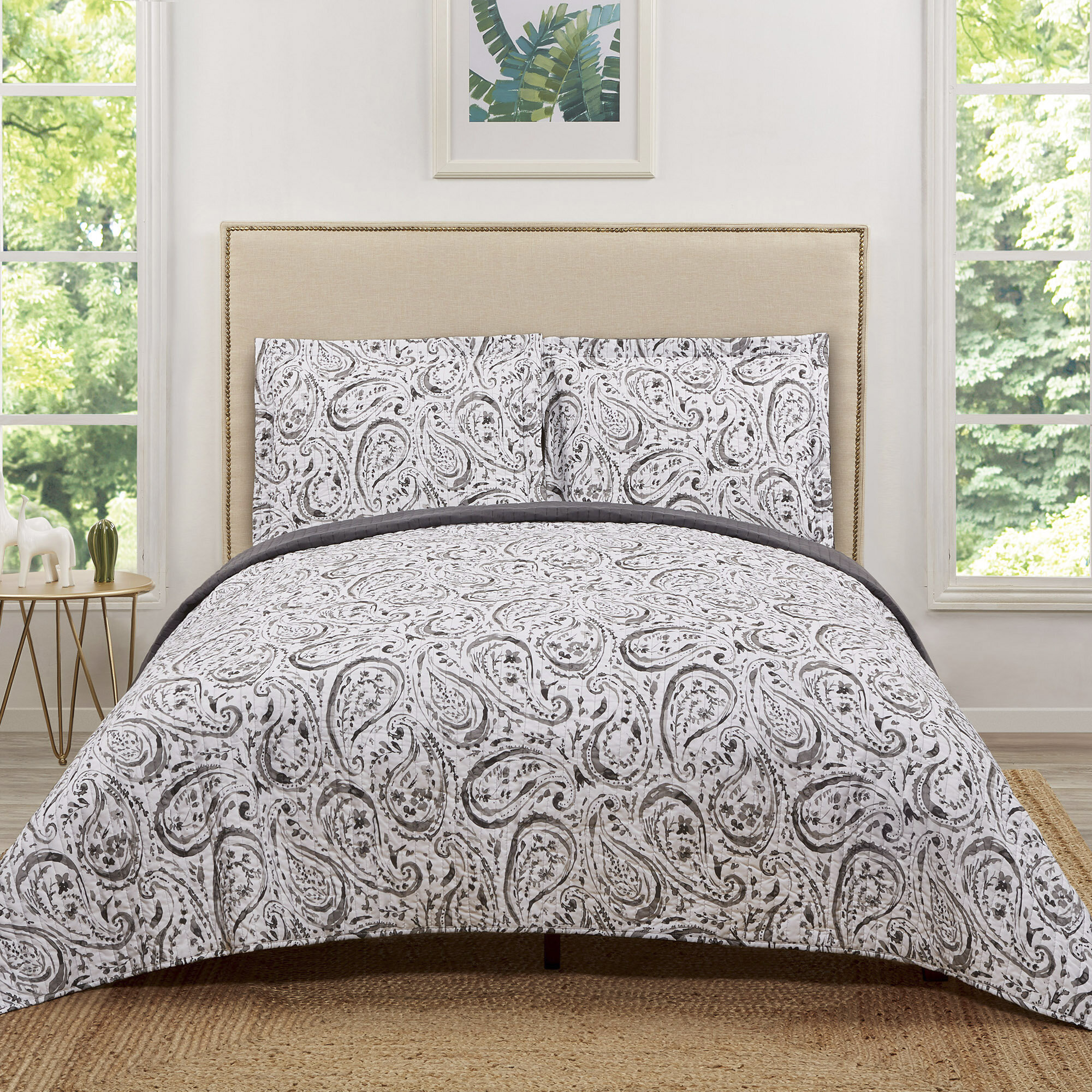 bag bedding new pom paisley size cover itm a duvet bed set formula in comforter sheets queen