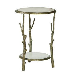 Archer Bluff End Table by Highway To Home