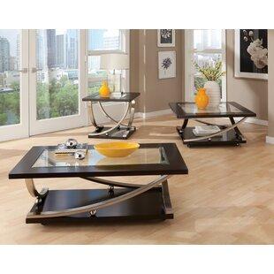 Torsten 3 Piece Coffee Table Set
