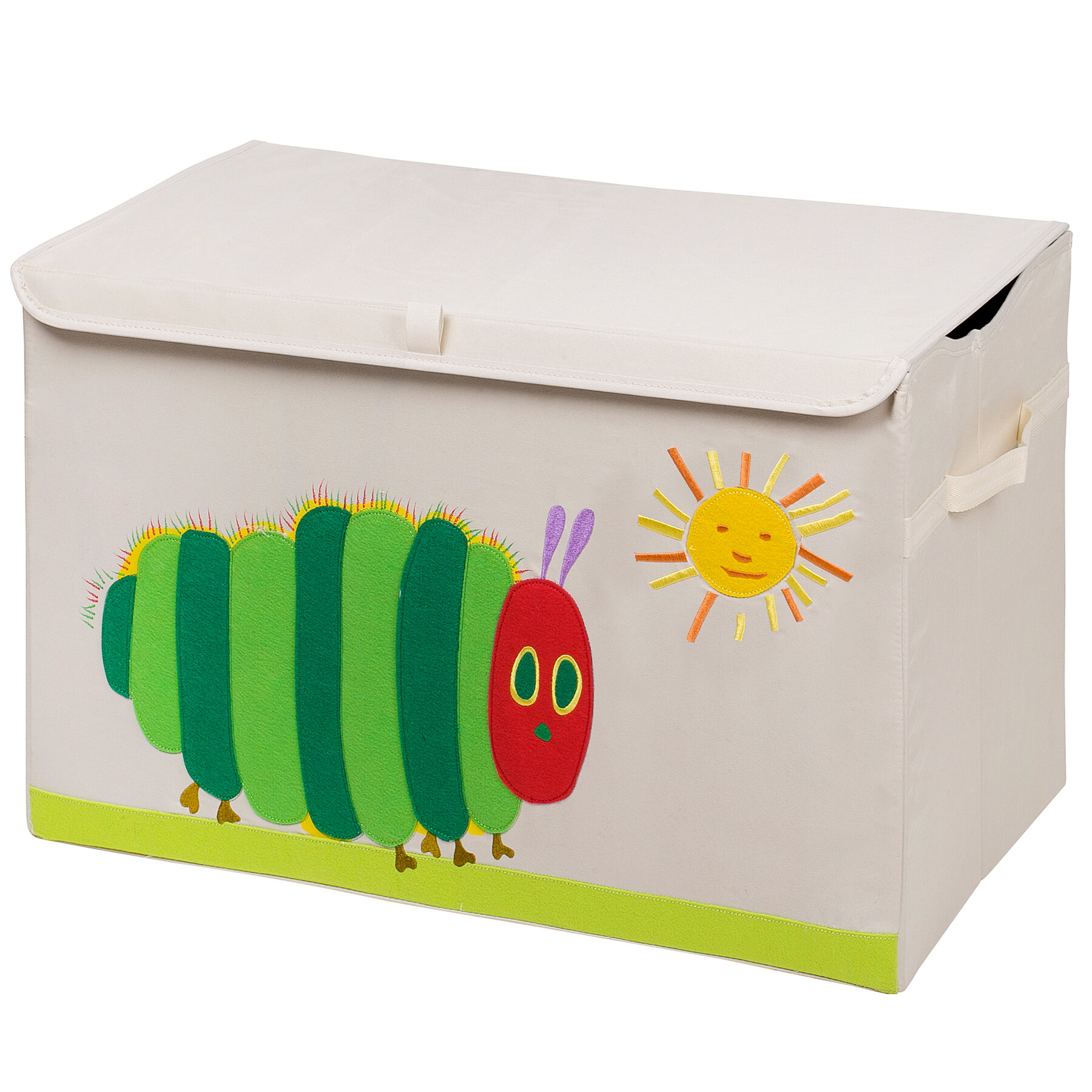 Wildkin The Very Hungry Caterpillar Toy Box Reviews Wayfair