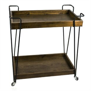 Liptak Super Efficient Bar Cart