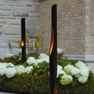Absolute Steel Garden Torch