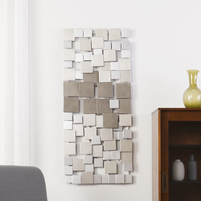 Nice Contemporary Geometric Wall Décor