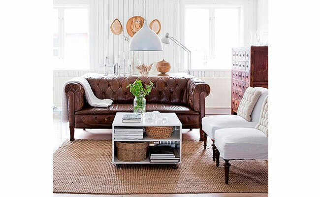 Get the Look on a Budget: Cozy Living Room   Wayfair