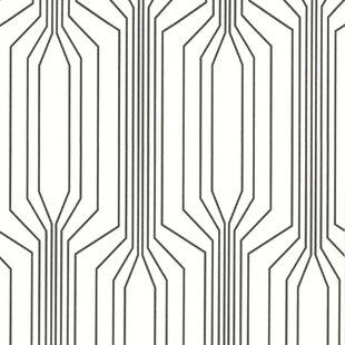 Geometric Wallpaper Youll Love Wayfair