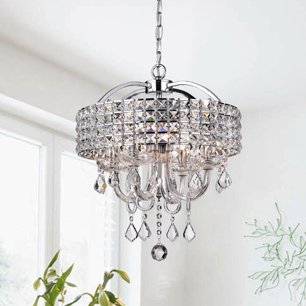 Lights & Lighting Chandeliers Bright Good K9 Crystal Chandelier Circle Stainless Steel Crystal Hanging Light Diamond Luminaires Led Crystal Lamp For Home Decoration With A Long Standing Reputation
