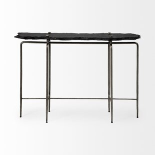 Modern Live Edge Console Tables | AllModern