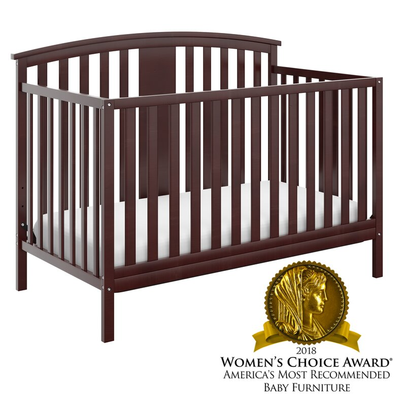 Storkcraft Greyson 3 In 1 Convertible Crib