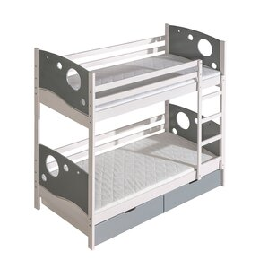 Ester Panel Bunk Bed by Viv + Rae