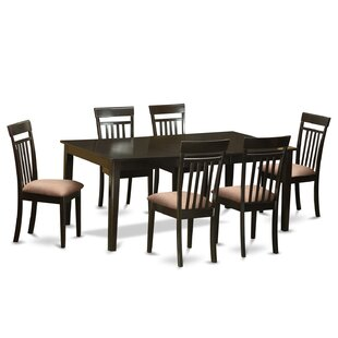 Lindstrom 7 Piece Dining Set