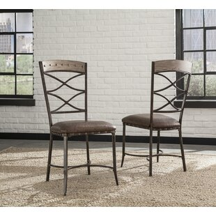 Luxton Upholstered Dining Chair (Set of 2)