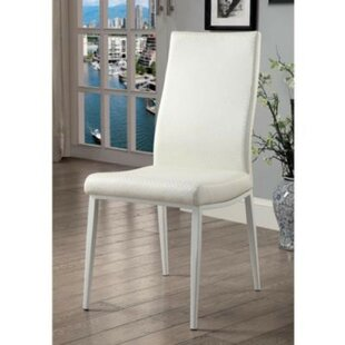 Reiber Upholstered Dining Chair (Set of 2)