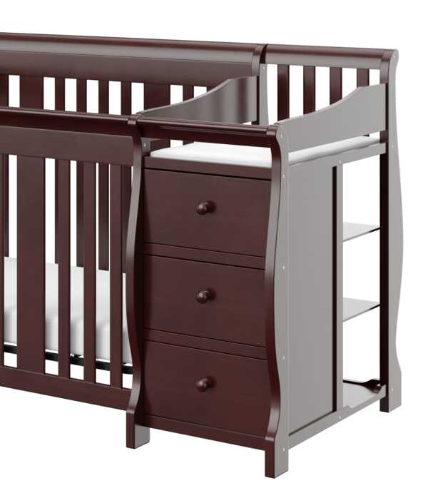 Built In Changing Table