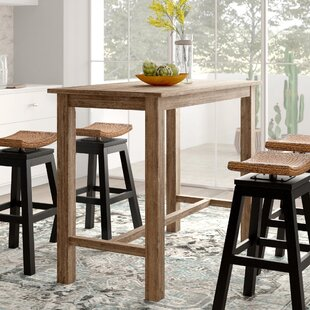 Raymundo Solid Wood Dining Table