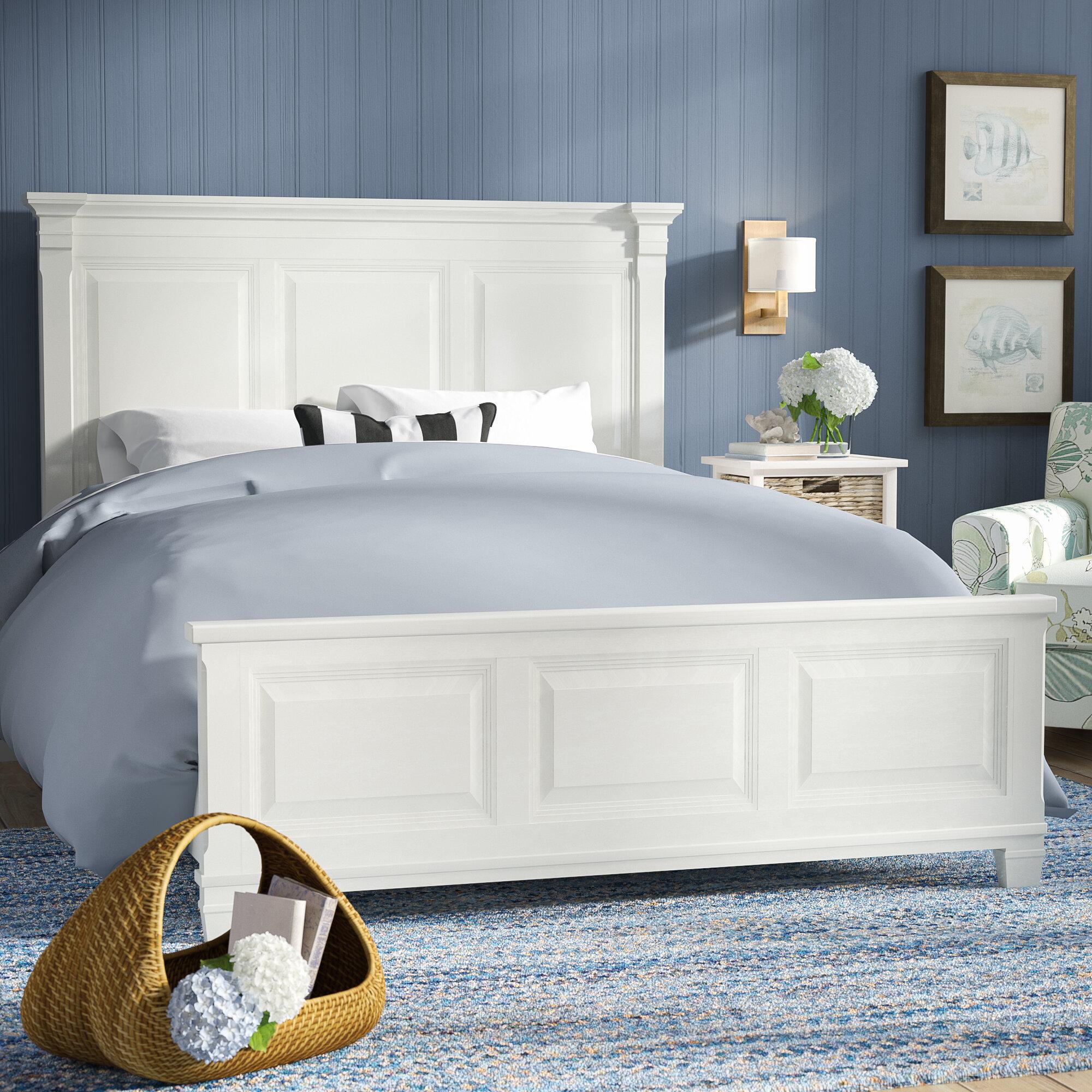 Beachcrest Home Randolph Panel Bed U0026 Reviews | Wayfair