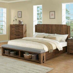 Walnut Bedroom Sets You\'ll Love   Wayfair