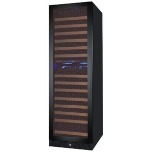 172 Bottle FlexCount Classic Series Dual Zone Convertible Wine Cellar by Allavino