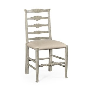 Ladder Back Solid Wood Dining Chair