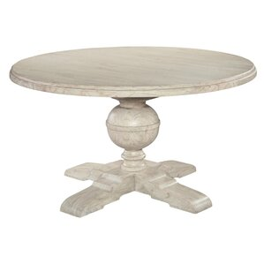 Homestead Pedestal Extendable Dining Tabl..