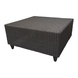 Cleora Wicker Coffee Table by Red Barrel Studio