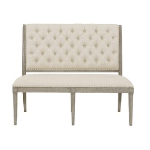 Wonderful Marquesa Upholstered Banquette Bench