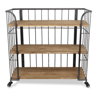 Aydin 3 Tier Bar Cart