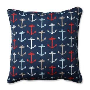 Floor Nautical Throw Pillows You\'ll Love | Wayfair