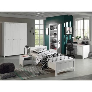 Erik 5 Piece Bedroom Set by Vipack