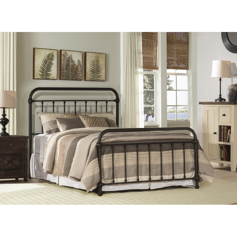 Harlow panel bed reviews birch lane for Harlowe bed