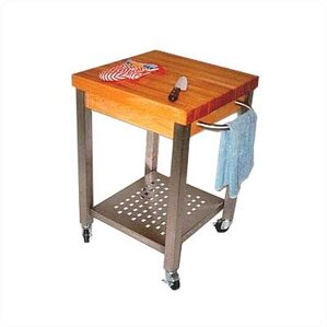 Cucina Americana Kitchen Cart with Butche..