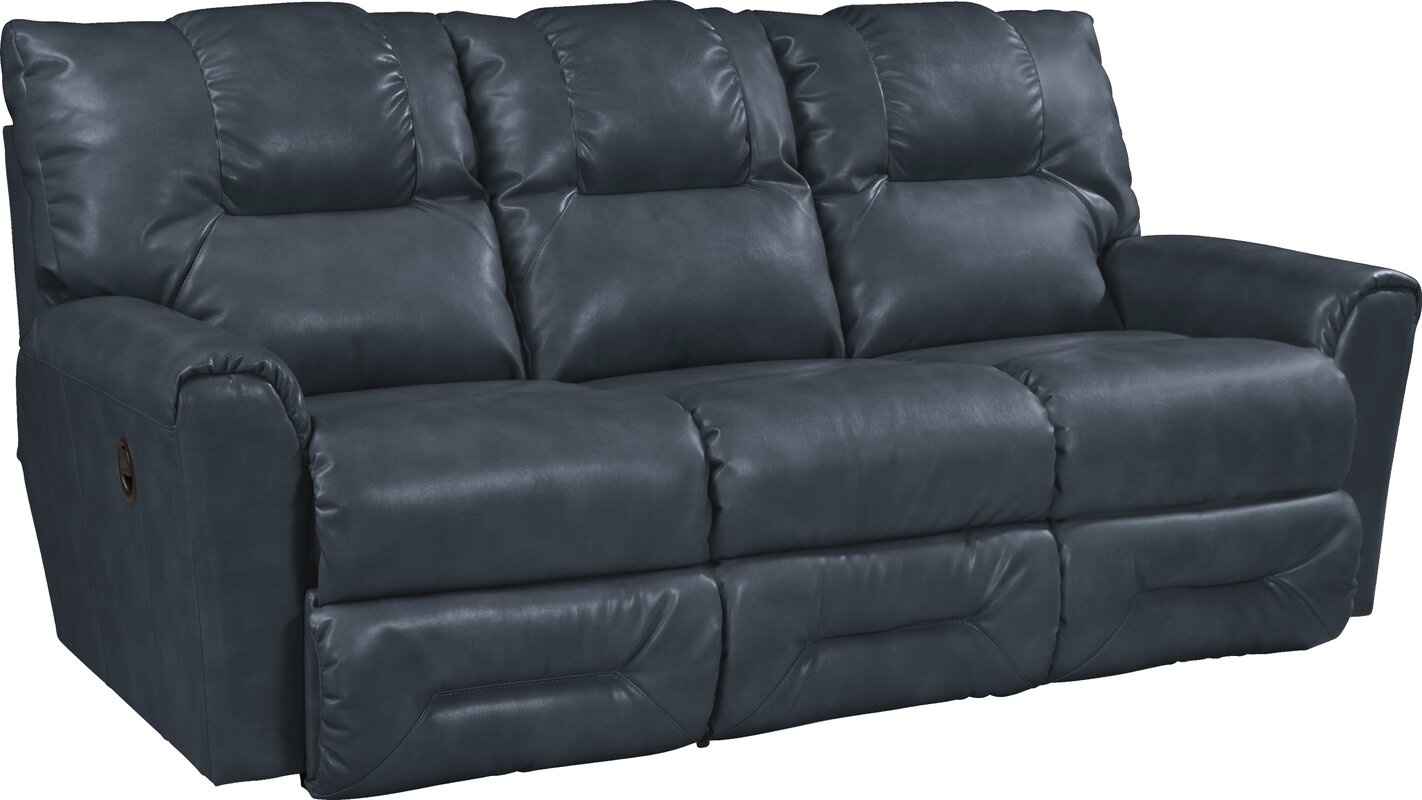 Easton Leather Reclining Sofa