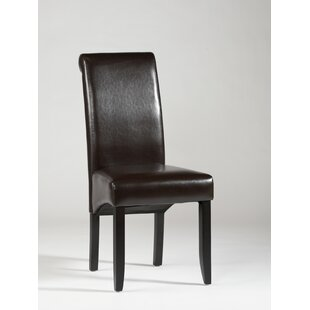 Roll Back Parsons Chair (Set Of 2)