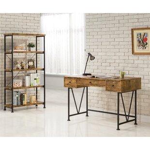 Epineux 2 Piece Desk Office Suite