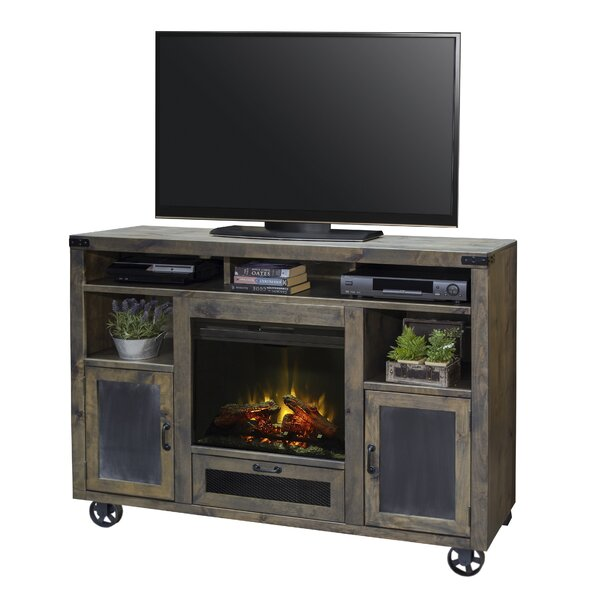 Narbonne Tv Stand For Tvs Up To 60 With Fireplace