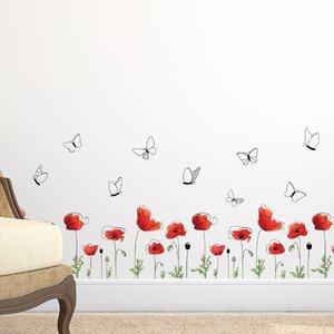 kinder wandtattoos motiv insekten farbe rot. Black Bedroom Furniture Sets. Home Design Ideas