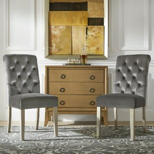 Daina Upholstered Dining Chair (Set of 2)